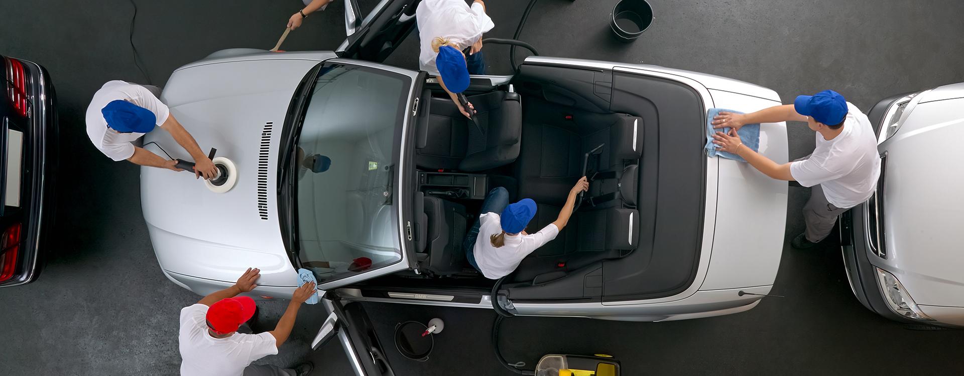 igienizare auto